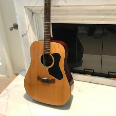 Madeira A18 12 String 1974 Natural for sale