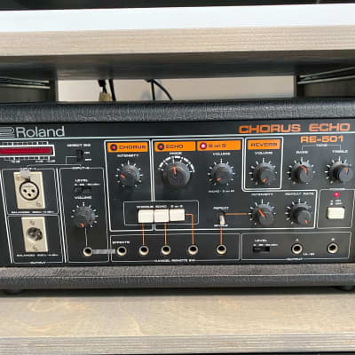 Roland RE-501 Chorus Echo (Soundgas Serviced) for sale