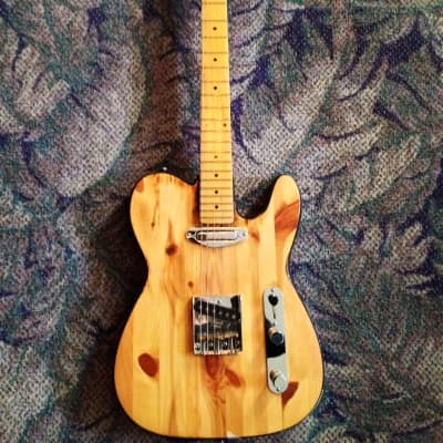 """Relisted & Reduced- Graham """"Cowboy"""" Tele"""