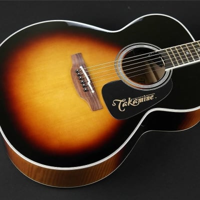 Takamine P6NC-BSB Pro Series NEX Acoustic/Electric Cutaway - Brown Sunburst (745) for sale
