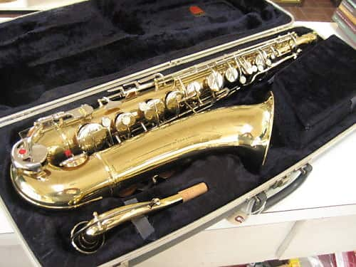 Reconditioned C G  Conn 1966 16M Tenor Saxophone Sax Almost Mint