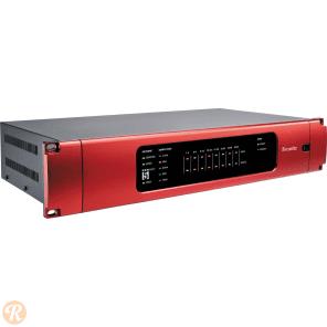 Focusrite RedNet 5 Pro Tools HD Bridge Dante Audio Interface