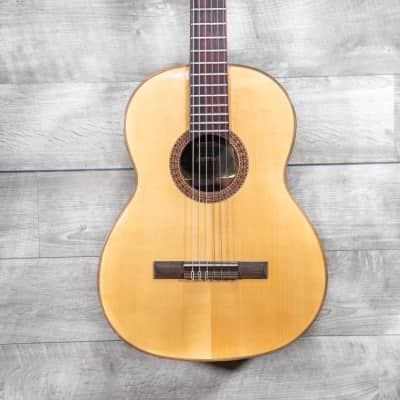 Giannini AWN 100 Classical Guitar 1973 w/Case for sale