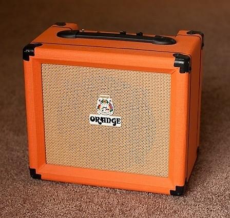 orange ad 5 electric guitar tube amp reverb. Black Bedroom Furniture Sets. Home Design Ideas
