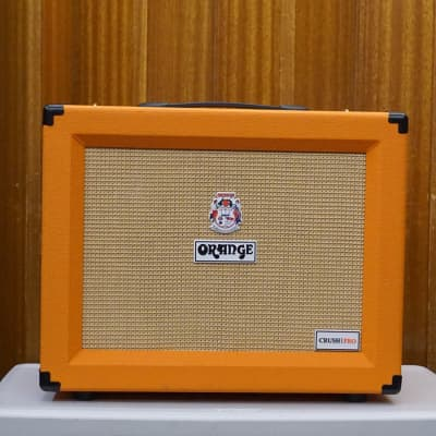 Orange CR60C Crush Pro 60-Watt 1x12 Guitar Combo, Orange Tolex