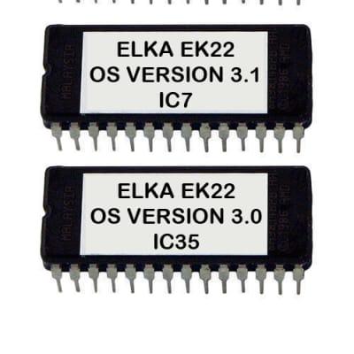 ELKA EK22 FIRMWARE OS 3.1 EK-22