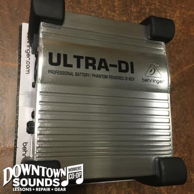Behringer Ultra DI-100 Active D.I.
