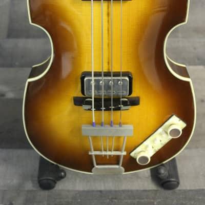 Hofner 500/1 Violin Bass V63 Reissue 2013 Sunburst