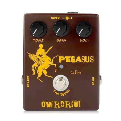 Caline CP-43 Pegasus Overdrive Guitar Effect Pedal