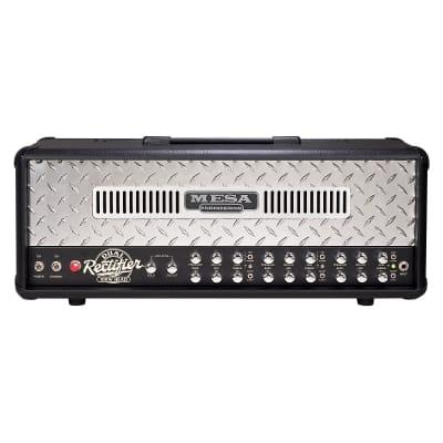 """Mesa Boogie Dual Rectifier """"Multi-Watt"""" 3-Channel 100-Watt Guitar Amp Head"""