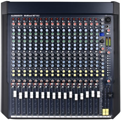Allen and Heath MixWizard WZ4 16:2 Mixer, 16-Channel