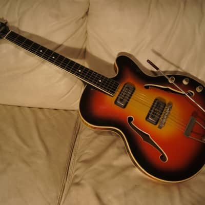 Orpheus Bulgarian Archtop for sale