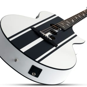 Schecter DJ Ashba Acoustic Satin White SWHT for sale