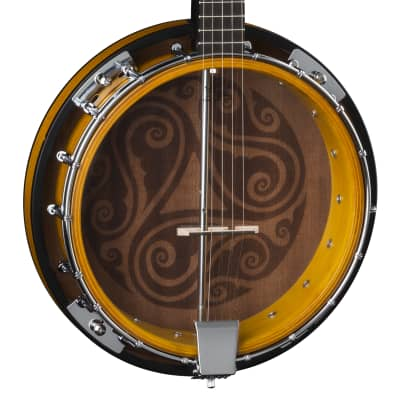 Luna Banjo Celtic 5-String BGB CEL 5 for sale