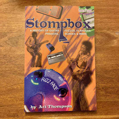 Art Thompson Stompbox Book
