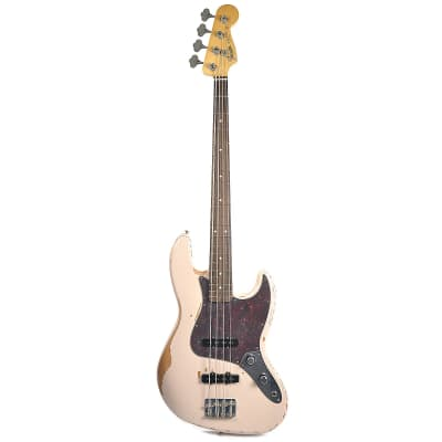Fender Flea Artist Series Road Worn Signature Jazz Bass 2016 - 2017
