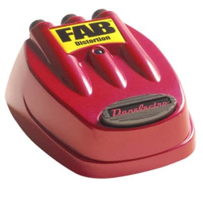 Danelectro FAB Distortion Effects Pedal for sale