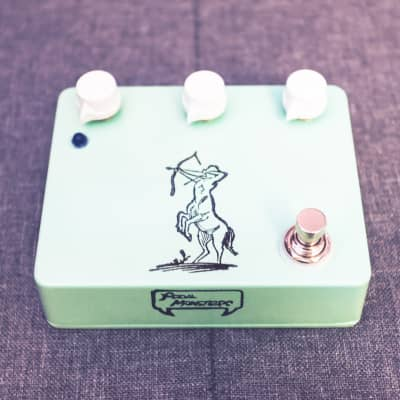 Pedalmonsters Overdrive 2021 Surf green