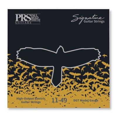 PRS Signature David Grissom Guitar Strings 11-49