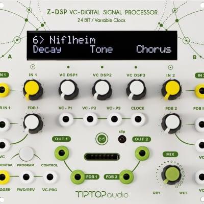 Tiptop Audio Z-DSP Digital Signal Processor Module