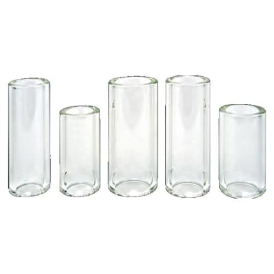 Dunlop 218 Short Heavy Glass Slide