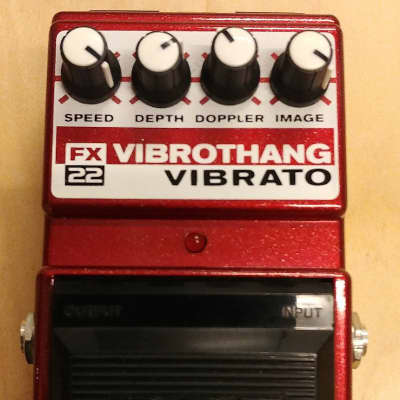 DOD Fx22 Vibrothang 90ties Red Sparkle for sale
