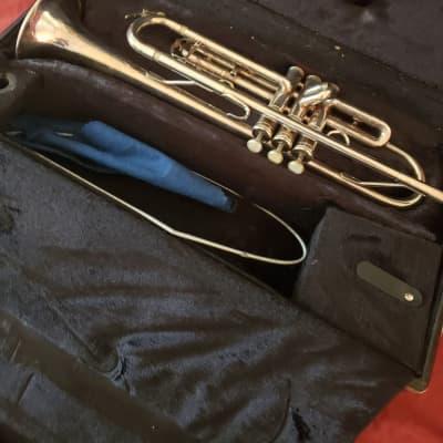 King  601 Bb Trumpet 2010s Brass