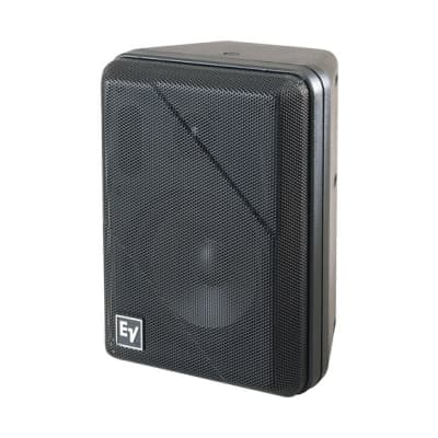 Electro-Voice S40B 120W 5.25 2-Way Loudspeaker, Pair, Black -Restock Item