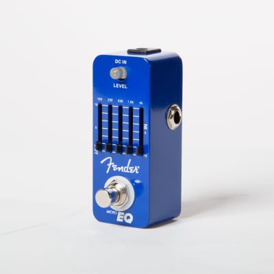 Fender Micro EQ Pedal for sale
