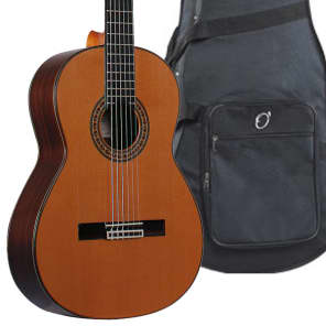 Prudencio Saez G18 Flamenco + Hard case for sale