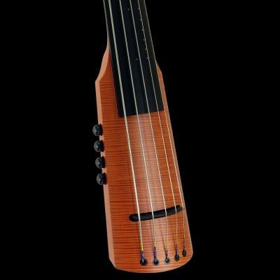 CR5T Upright Bass Amber Satin (Low B-G)
