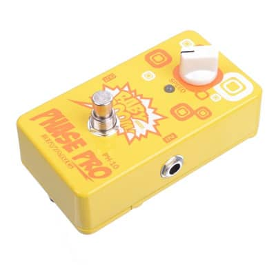 Biyang Baby Boom PH-10 Vintage Vibe Effect Phase Pro True Bypass Guitar Effect Pedal With Free Conne for sale