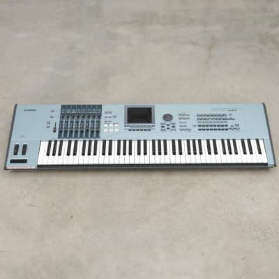 Yamaha Motif XS7 Music Production Synthesizer Black Eyed Peas #40555