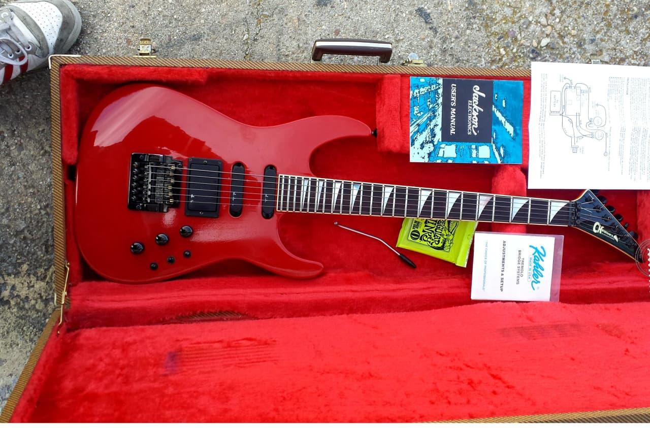 Charvel Gitarre Model 6? Musiker-Board