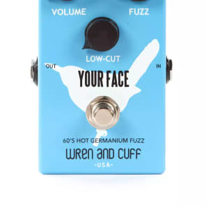 Wren and Cuff Your Face Hot Germanium 60's Fuzz