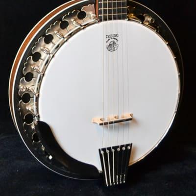 Deering B-6  6 string Guitar Banjo! for sale