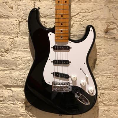 Fender 54 MOD Reissue Stratocaster Made in Japan DOMESTIC MODEL 2000 Black for sale