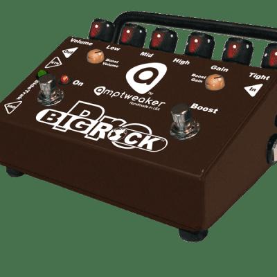 Amptweaker BigRock Pro High Gain Distortion Pedal