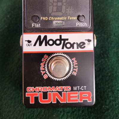 Modtone chromatic tuner for sale