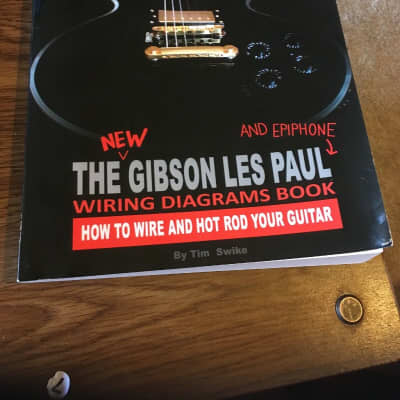 Schatten Book of Standard Wiring Diagrams for Guitar and ... on