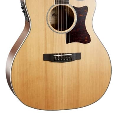 Cort GA5F-BW NS Grand Regal, Solid Red Cedar/Austrailian Blackwood Cutaway with 3- band EQ for sale