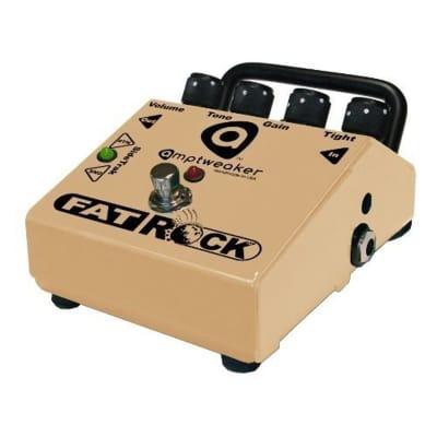 Amptweaker FatRock distortion effects pedal for sale