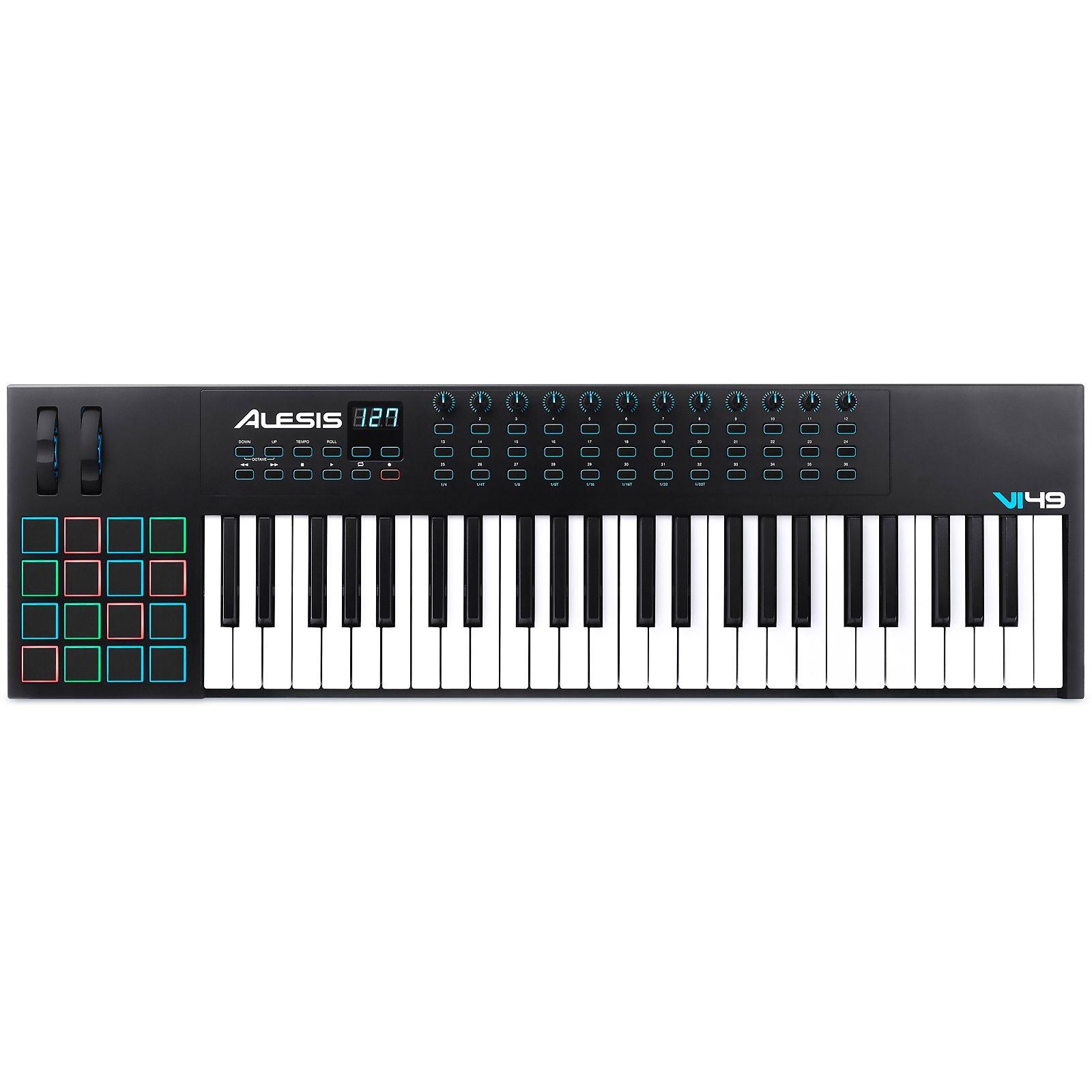 Alesis VI49 USB MIDI Controller Keyboard