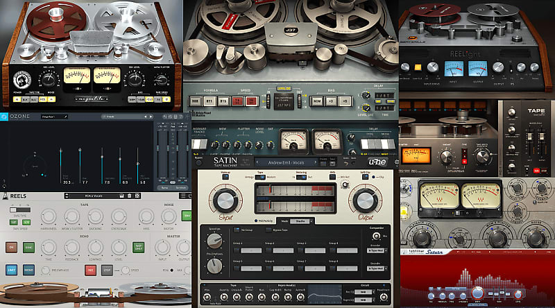 Tape Saturation | Reverb Exclusive Presets