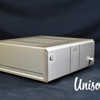 Sony TA-N9000ES 5-Channel Power Amplifier in Very Good Condition
