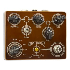 Function f(x) Cluster Fuzz