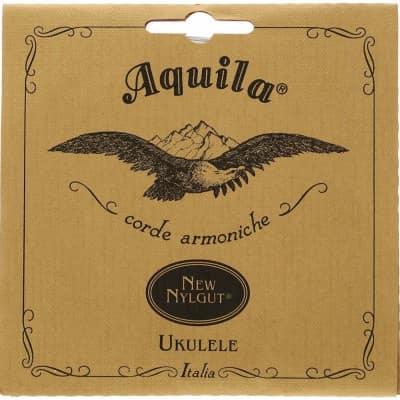 Aquila Tenor Ukulele Strings, Standard High G