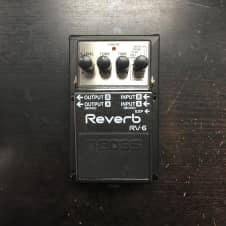 Boss DEMO RV-6 Reverb