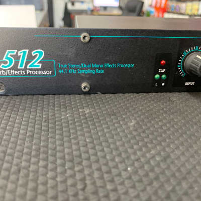 DOD 512 Reverb & Effects Processor 1996 for sale