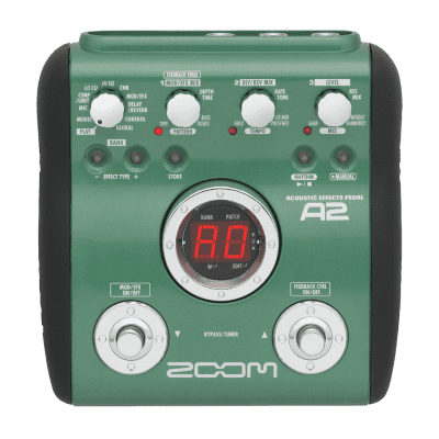 Zoom A2 Acoustic Effects Pedal